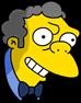 Moe Pleased Icon