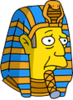 Pharaoh Skinner Sad Icon