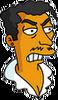 Tiago Annoyed Icon
