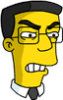 Frank Grimes Annoyed Icon
