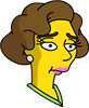 Gloria Sad Icon