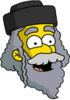 Rabbi Krustofsky Happy Icon