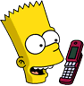 Bart Phone Icon