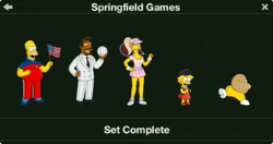 Springfield Games Collection