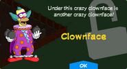 Clownface Unlocked