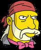 Dr. Bonebreak Annoyed Icon