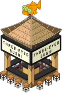 Tapped Out Three-Eyed-Sushi