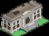 Damaged Court House