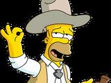 Cowboy Homer