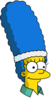 Tennis Marge Icon