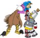 Fight Bigclaw job Prize Icon