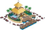 Private Island Level 2 Upgrade