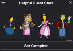 Helpful Guest Stars Character Collection 2