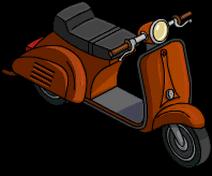 Scooter Menu