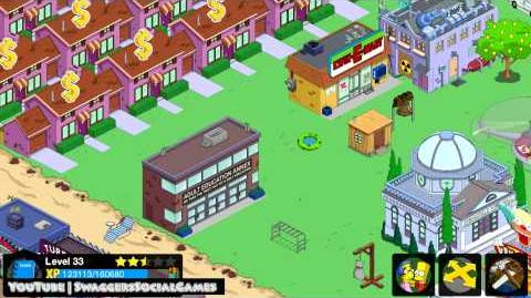 The Simpsons Tapped Out Premium Arnie Pye