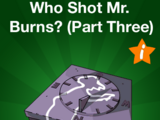 Who Shot Mr. Burns (Part Three) 2018 Event