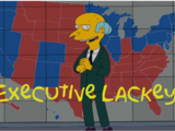 Executive Lackey