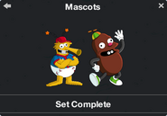 Mascots Character Collection