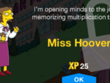 Miss Hoover