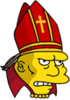 The Beefy Bishop Icon