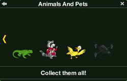 Animals and Pets Character Collection 2