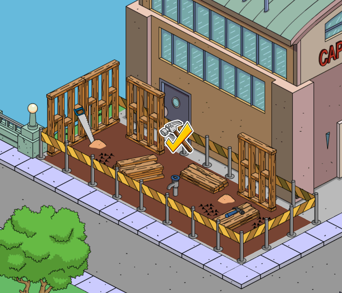 Brick Townhomes | The Simpsons: Tapped Out Wiki | FANDOM powered by ...