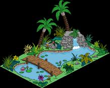 Exotic Pond Menu
