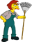 Groundskeeper Wilma Unlock
