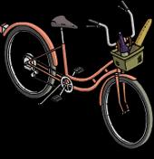 La Bicyclette Menu