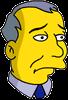 Ray Patterson Sad Icon