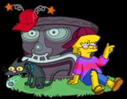Simpsons friendship level prizes