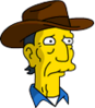 Buck McCoy Sad Icon