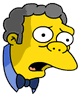 Moe Shocked Icon