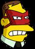 Iron Yuppie Annoyed Icon
