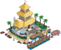 Private Island Level 3 Upgrade