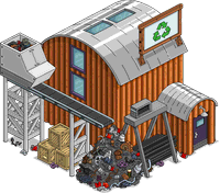 Metal Depot Menu
