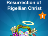 Resurrection of Rigellian Christ 2018 Promotion