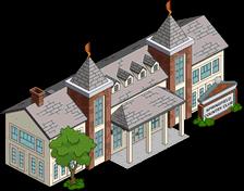 Springfield Country Club Menu