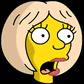 Beatrice Surprised Icon