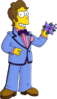 Prom Time Homer