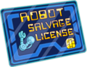 Robot Salvage License