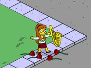 Allison Taylor Master Playing Saxophone