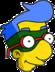 Sidekick Milhouse Icon