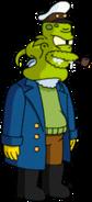 Alien SeaCaptain
