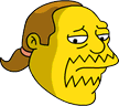 Comic Book Guy Sad Icon
