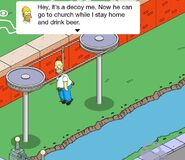 HomerDecoyHomer