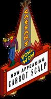 Pow-Wow's Casino Sign