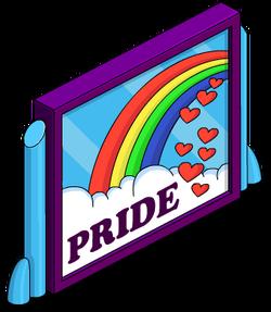 Pride Billboard Icon