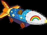 Pride Car
