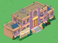 The Lofts at Springfield Elementary animation
